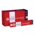 Vijayshree Golden Nag Champa Incense (15gm)