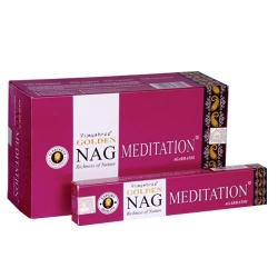 Vijayshree Golden Nag Meditation Incense (15gm)