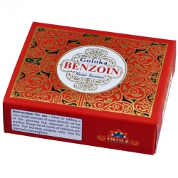 Goloka Benzoin Resin Incense (50gm)