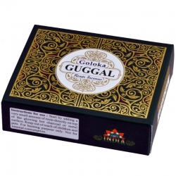 Goloka Guggal Resin Incense (30gm)