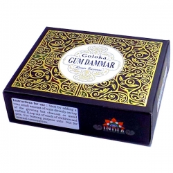 Goloka Gum Dammar Resin Incense (30gm)