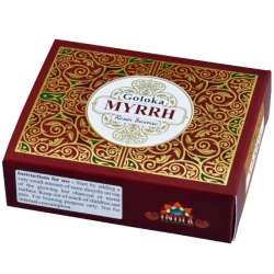 Goloka Myrrh Resin Incense (30gm)