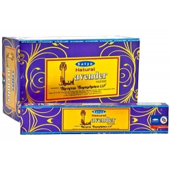 Satya Natural Lavender Incense (15gm)