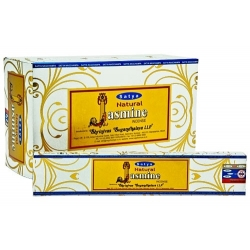 Satya Natural Jasmine Incense (15gm)