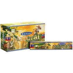 Satya Natural Incense (15gm)
