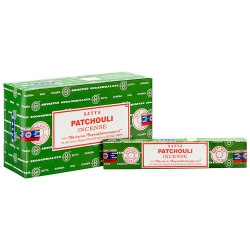 Satya Patchouli Incense (15gm)