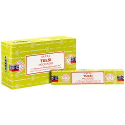 Satya Tulsi Incense (15gm)