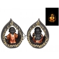 Boy Buddha in Light Up USB Temple Lamp