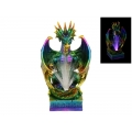 Rainbow Dragon Light Up Fibre Optic USB Lamp
