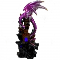 Dragon Guardian on Light Up USB Castle Lamp