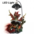 Dragon Reading Book LED Lamp