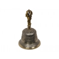 Brass Tingsha Tibetan Prayer Bell
