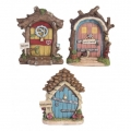 Fairy Kingdom Garden House Door