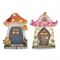Fairy Kingdom Mushroom House Door