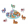 Colourful Alpacas & Steps Display Pack