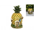 Fairy Garden Pineapple House with Butterfly