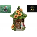 Fairy Garden Solar Light Tree House