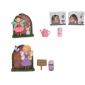 Fairy Garden Door & Miniatures Gift Pack