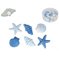Shells/Star Fish Miniatures