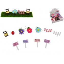 Fairy Garden Miniatures Gift Pack