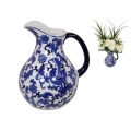 Blue Willow Decor Jug (Large)