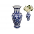 Blue Willow Vase (Large)