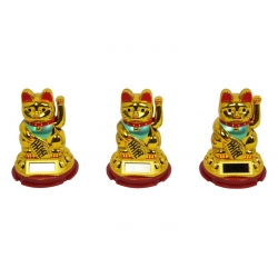 Solar Powered Lucky Cat Groover