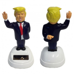 Solar Powered Donald Trump Groover