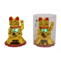 Solar Powered Lucky Cat Groover (Large)