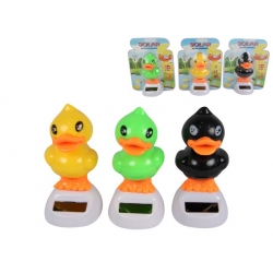 Solar Powered Duck Groover