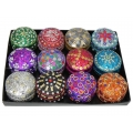 Bling Trinket Box (Round)
