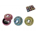 Bling Trinket Box with Pattern (Medium)