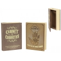 """Curiosities/Palmistry"" Design Secret Book Box"
