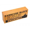 Funny Novelty Exercise Block