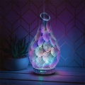 Aroma Oil Humidifier Colour Changing Lamp (Circles)