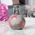 Air Purifying Wick & Flame Method Fragrance Oil Lamp (Multi-Colour)