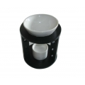 Ceramic Oil Burner with Stand