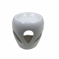Ceramic Oil Burner (White)