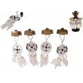 Dream Catcher Aroma Oil Diffuser Hanger & Tiki Display Pack