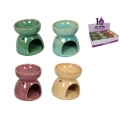 Ceramic Flower Design Oil Burner