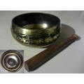 Singing Bowl 1100Gm (Gold Design)