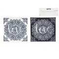 "BoHo ""Love"" Design Canvas Print"