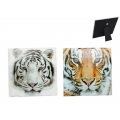 Tiger Face Table/Wall Plaque