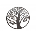 Metal Tree of Life Wall Art/Plaque