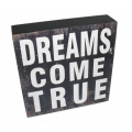 """Dreams Come True"" Table Decor"