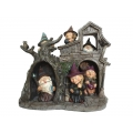 Witches & Wizards in Haunted House Display Pack
