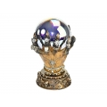 Fortune Teller Hand with Light Up Orb (Large)